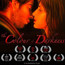 Poster for The Colour of Darkness