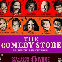 Poster for The Comedy Store
