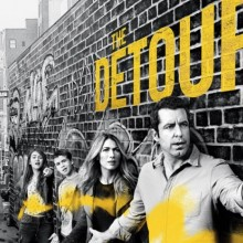 Poster for The Detour