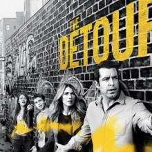 Poster for The Detour