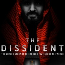 Poster for The Dissident