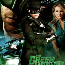 Poster for The Green Hornet