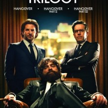 Poster for The Hangover Trilogy