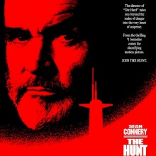 Poster for The Hunt for the Red October