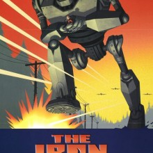 Poster for The Iron Giant