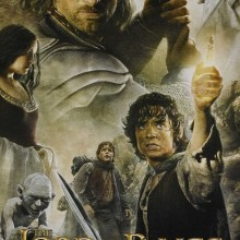 Poster for The Lord of the Rings: The Return of the King