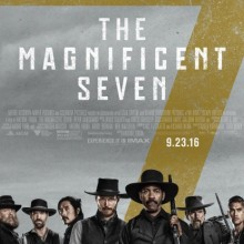 Poster for The Magnificent Seven