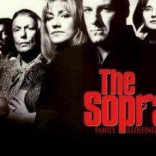 Poster for The Sopranos