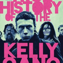 Poster for True History of the Kelly Gang