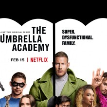 Poster for The Umbrella Academy