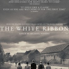 Poster for The White Ribbon