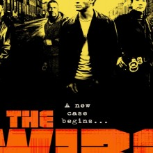 Poster for The Wire