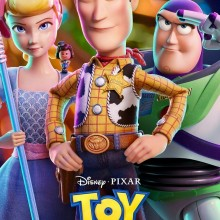 Poster for Toy Story 4