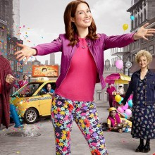 Poster for Unbreakable Kimmy Schmidt