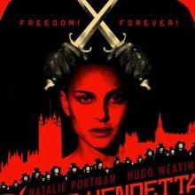 Poster for V for Vendetta