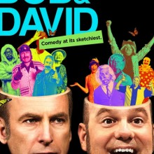 Poster for W/ Bob and David