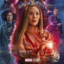 Poster for WandaVision