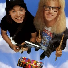 Poster for Wayne's World
