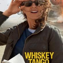 Poster for Whiskey Tango Foxtrot