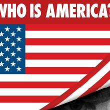 Poster for Who Is America
