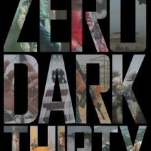 Poster for Zero Dark Thirty