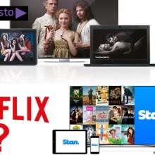 Netflix vs Presto vs Stan